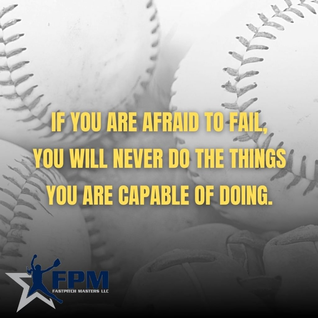 Copy of If You Are Afraid To Fail